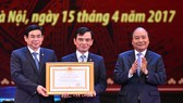 Thủ tướng mong muốn BIDV vào tốp 25 ngân hàng lớn nhất ASEAN
