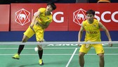Đôi Thái Lan vào chung kết Giải Super Series OUE Singapore Open 2017
