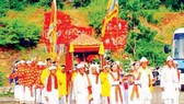 Cham Ethnic Group Celebrates Kate Festival
