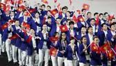 Đoàn thể thao Việt Nam chỉ còn 2 Phó đoàn tại SEA Games 2017. Nguồn: tư liệu