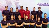 Đội bóng chuyền nữ Hậu Giang sẽ dự giải VĐQG năm 2018. Ảnh: HỒNG NHUNG.BHG
