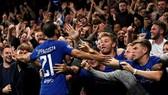 Các True Blue đã chờ được Chelsea ngày quay lại Champions League