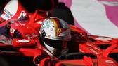Vettel đã đánh mất vị trí dẫn đầu cho Ferrari chỉ sau 3 chặng đua ở châu Á