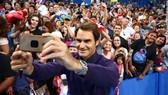Suốt 15 năm qua, Federer vẫn là tay vợt được yêu thích nhất