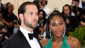 Serena Williams và Alexis Ohanian