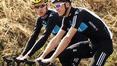 """Xe đạp - Gọi Froome là """"loài bò sát"""", vợ Wiggins phải nói lời xin lỗi"""
