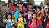 第十一郡越澳英語學校有眾多華人子弟就讀。