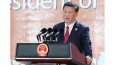 Chủ tịch Trung Quốc Tập Cận Bình phát biểu tại Hội nghị Thượng đỉnh Doanh nghiệp APEC