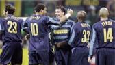 Inter Milan gặp Villarreal ở tứ kết