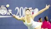 Người đẹp Sharapova bại trận