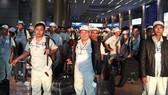 Lao động Việt Nam xuất cảnh đi làm việc tại Hàn Quốc
