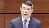 Sáng 17-11, Thống đốc NHNN Lê Minh Hưng tiếp tục trả lời chất vấn