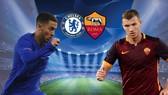 Bảng C: Chelsea - Roma 3-3: Trận cầu kịch tính