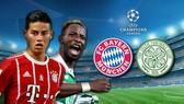 Bảng B: Bayern Munich - Celtic 3-0: Hùm xám quay lại cuộc đua