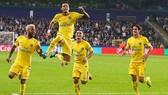 Bảng B: Anderlecht - Paris SG 0-4: Bộ tứ khoe tài
