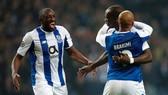 Bảng G: FC Porto - Monaco 5-2: Aboubakar lập cú đúp, Porto về nhì