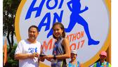 Vận đông viên Thái Lan đạt giải nhất cự ly 42 km