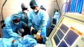 Điều trị cho bệnh nhân nhiễm cúm gia cầm