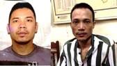 Hai tử tù trốn thoát đã bị bắt trở lại