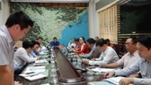 Central coastal provinces actively deal with typhoon Haikui