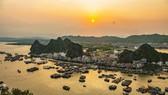 Cai Bau Island in Van Don, Quang Ninh Province. (Photo: VNA)
