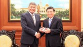HCMC & Ireland strengthens agricultural cooperation