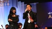 Singer Tung Duong