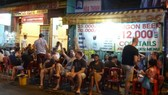 Bui Vien Walking Street in District 1 will officially debut on July 15