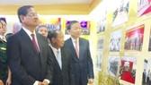 Exhibition presents crime prevention cooperation