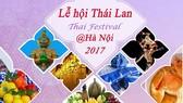Thai Festival 2017 kicks off in Hanoi