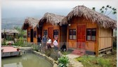 Foreigners prefer homestay tourism in Sa Pa (Source: VNA)