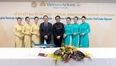 Chef Luke Nguyen chosen as VNA' food ambassador