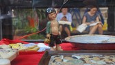 Thanh Le pottery exhibition opens at book street