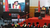 RMIT graduation ceremony (Photo: VNA)