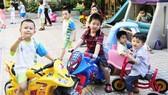 HCMC needs more teachers for preschools (Photo: SGGP)
