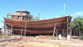 Lần đầu tiên, ngư dân Ninh Thuận đóng tàu trên 1.000CV