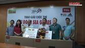 Báo SGGP Thể Thao trao giải dự đoán SEA Games 29