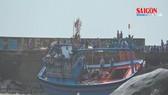 Quảng Ngãi: Tàu cá bị nạn, một ngư dân mất tích