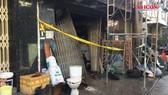 Cháy nhà lúc sáng sớm, 3 mẹ con tử vong