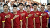 """Đội tuyển Việt Nam đã trút """"cơn mưa"""" bàn thắng vào lưới đội Hồng Công (TQ) trong chiến thắng 8-0"""