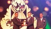 LĐBĐ Việt Nam được vinh danh tại Gala trao giải