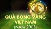 Những chặng đường lịch sử: Giải thưởng năm 2005