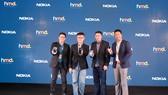Công ty HMD đã ra mắt 3 smartphone đầu tiên mang thương hiệu Nokia