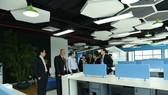 Một góc văn phòng mới của MISA