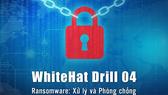 WhiteHat Drill 04 tạo nên sự liên kết giữa các cơ quan, tổ chức, doanh nghiệp