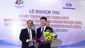 FPT IS nghiệm thu và đưa vào sử dụng ERP tại Công ty Cổ phần Nhựa Bình Minh
