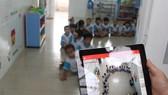 MobiFone đã lắp đặt camera cho các lớp học của cong em công nhân