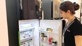 Tủ lạnh LG Inverter Linear  giúp thực phẩm tươi sạch hơn