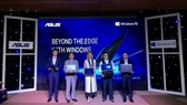 Tại sự kiện Beyond the Edge with Windows, ASUS giới thiệu nhiều máy tính mới