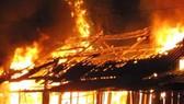Cà Mau: Cháy nhà hộ nghèo ở Đất Mũi